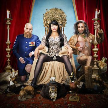 Army Of Lovers — Crucified