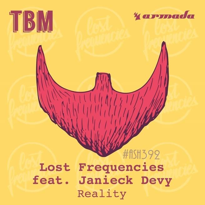 Lost Frequencies feat. Janieck Devy — Reality