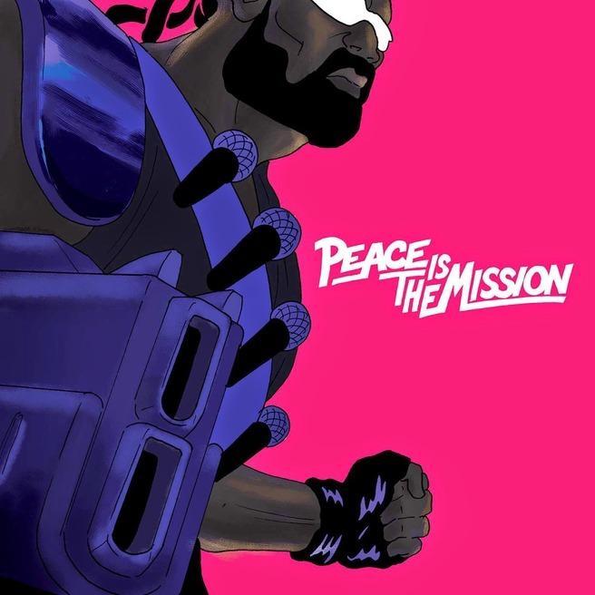 Major Lazer — Lean On (feat. MO & DJ Snake)