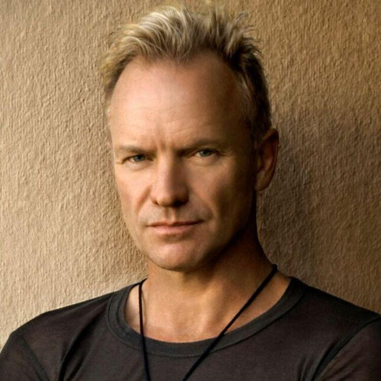 Sting — FRAGILE