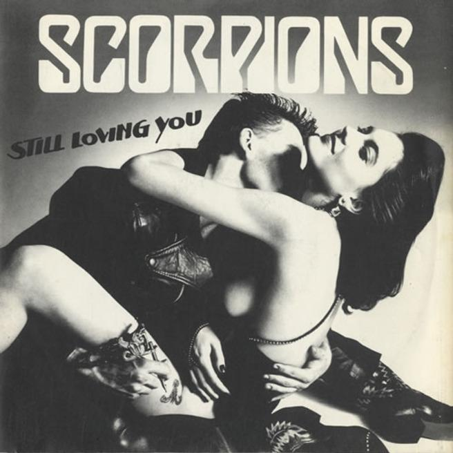 Scorpions — Still Loving You