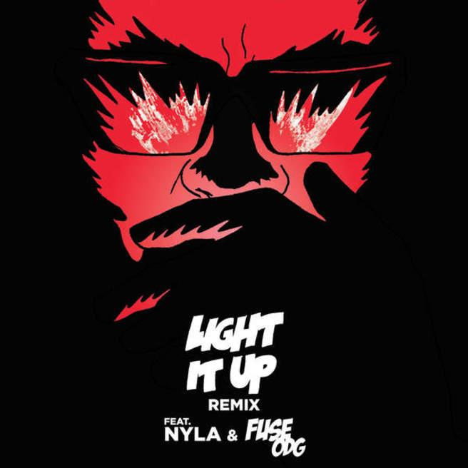 Major Lazer — Light It Up (feat. Nyla & Fuse ODG) [Remix]