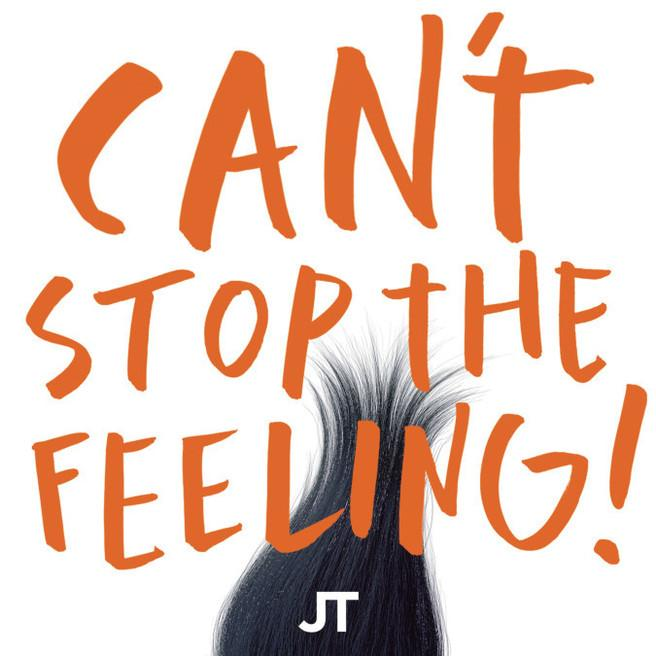 """Justin Timberlake — Can't Stop The Feeling! (Original Song From DreamWorks Animation's """"Trolls"""")"""