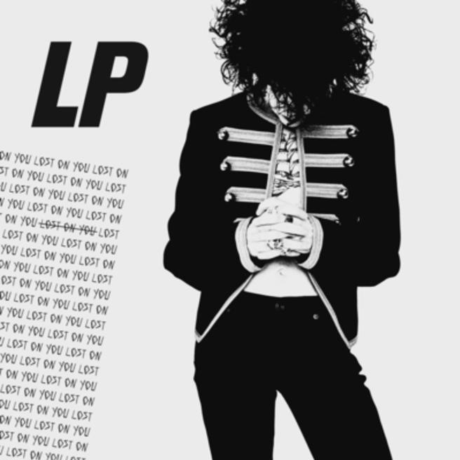 LP — Lost On You