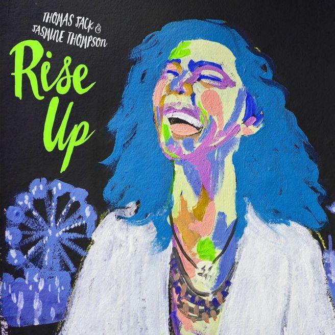 Thomas Jack & Jasmine Thompson — Rise Up
