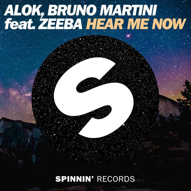 Alok & Bruno Martini feat. Zeeba — Hear Me Now (feat. Zeeba)