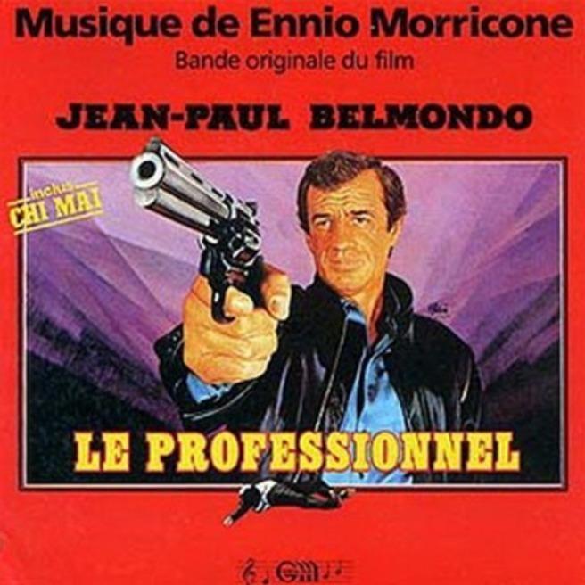 """Ennio Morricone — Le Vent, Le Cri (из фильма """"Профессионал"""")"""