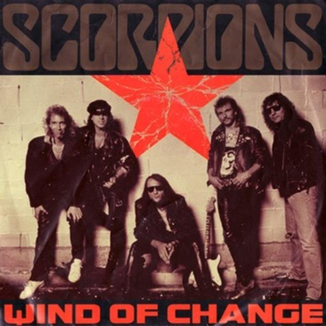 Scorpions — Wind Of Change