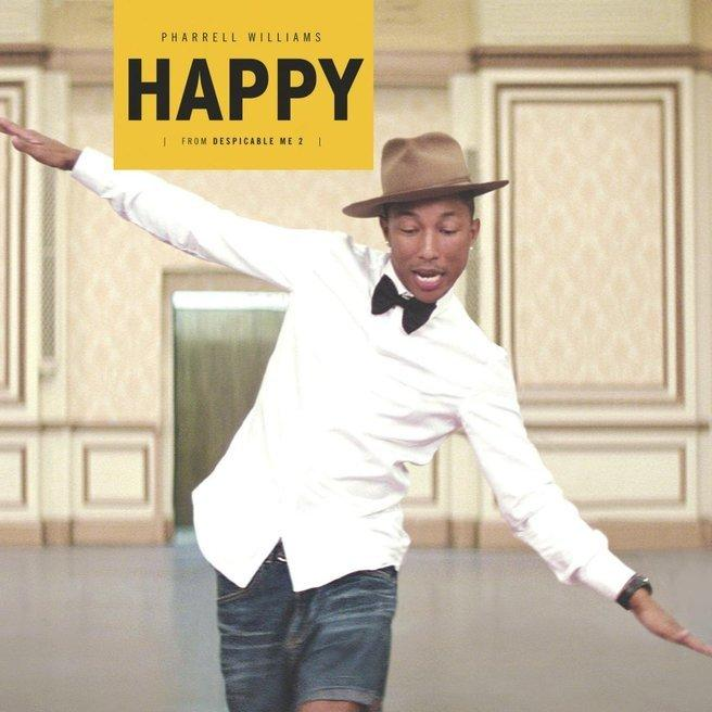"Pharrell Williams — Happy (From ""Despicable Me 2"")"