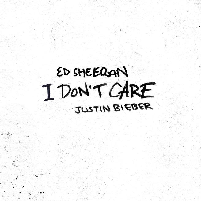 Ed Sheeran, Justin Bieber - I Don't Care (with Justin Bieber)