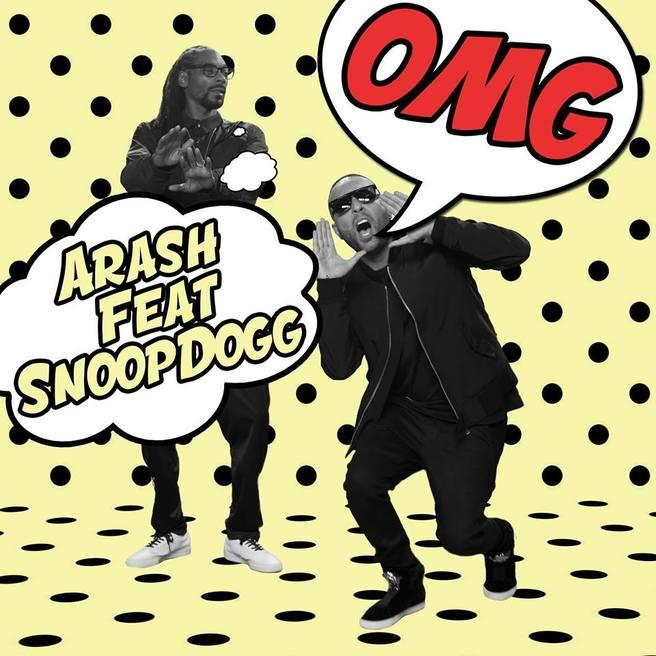 Arash - OMG (feat. Snoop Dogg)