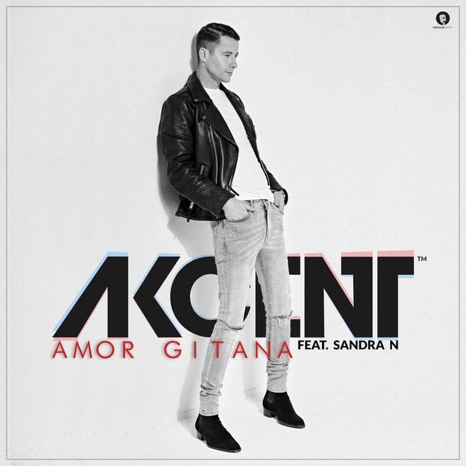 Akcent feat. Sandra N — Amor Gitana