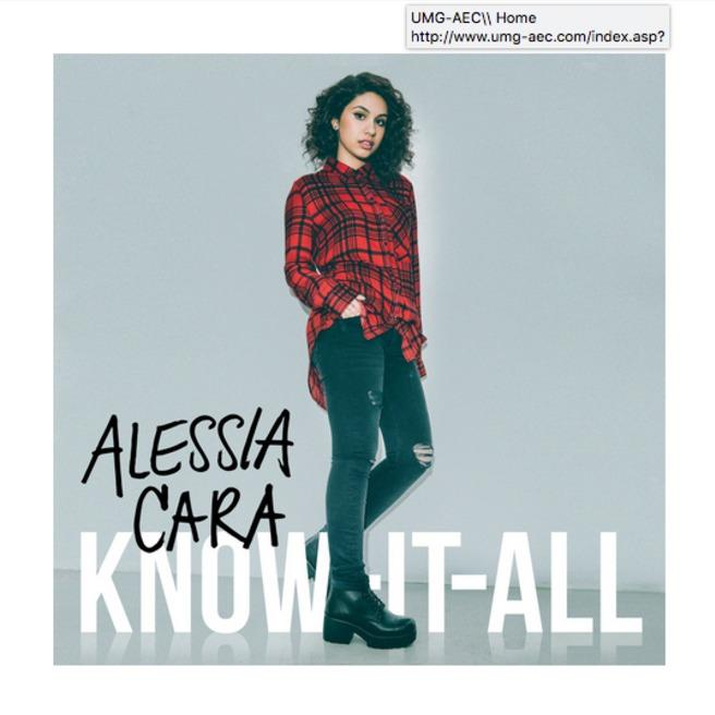 Alessia Cara — Scars To Your Beautiful