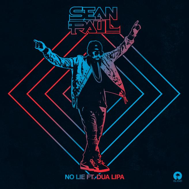 Sean Paul, Dua Lipa — No Lie