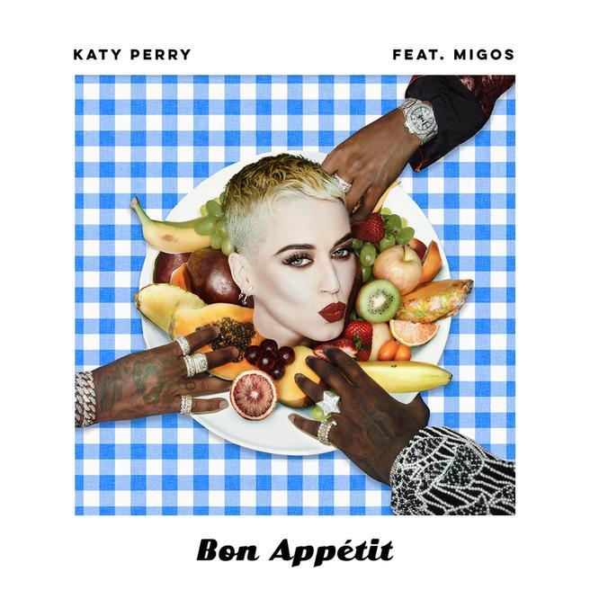 Katy Perry, Migos — Bon Appetit