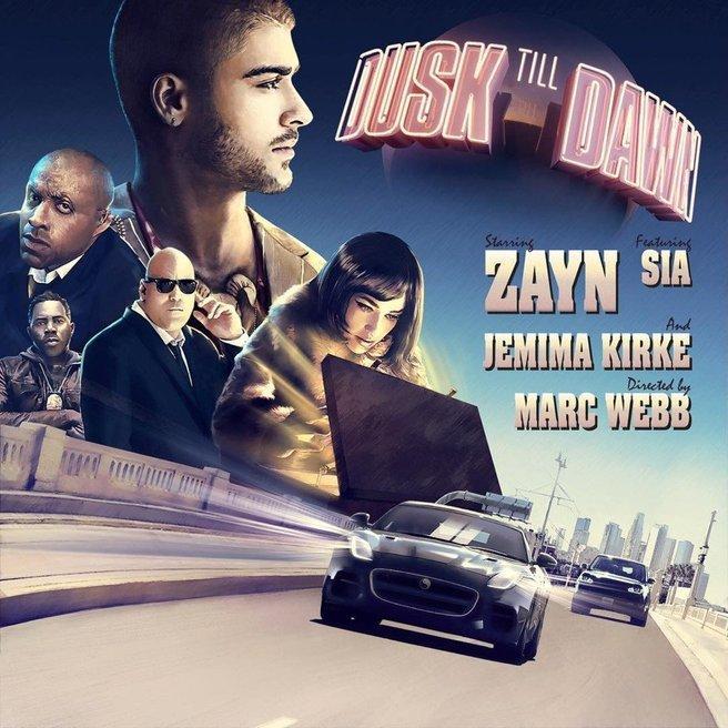 ZAYN feat. Sia — Dusk Till Dawn