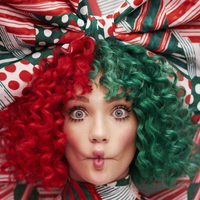 Sia - Santa's Coming For Us