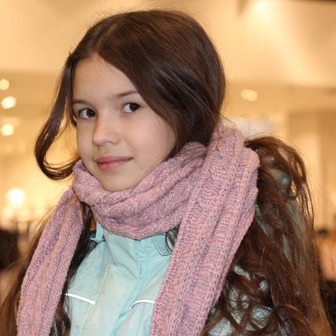 Варя Скрипкина - Открытка