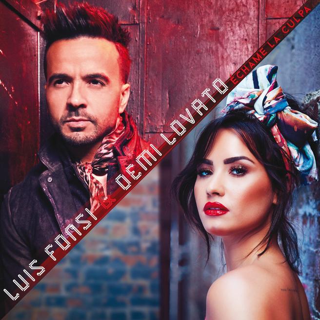 Luis Fonsi, Demi Lovato — Echame La Culpa