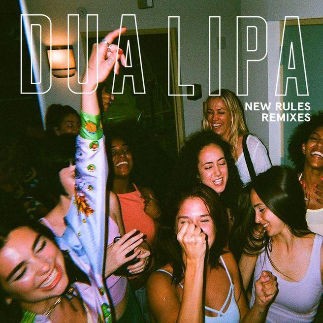 Dua Lipa - New Rules (KREAM Remix)