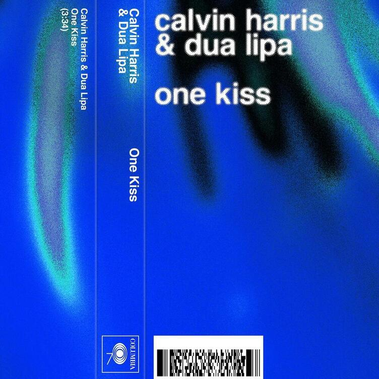 Calvin Harris, Dua Lipa — One Kiss