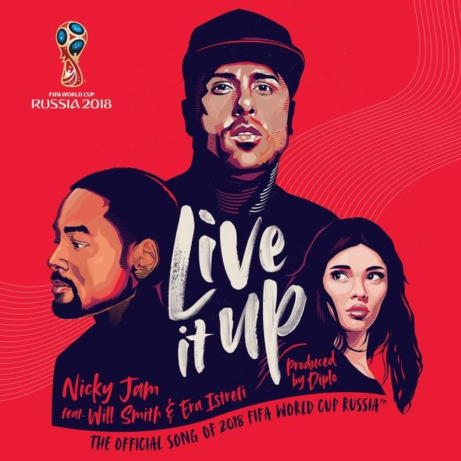 Nicky Jam, Will Smith & Era Istrefi — Live It Up (Official song 2018 Fifa World Cup Russia)