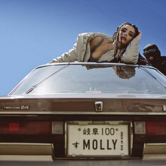MOLLY - Under my skin
