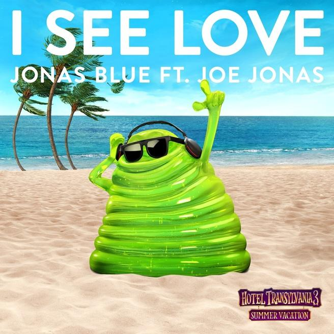 Jonas Blue & Joe Jonas — I See Love