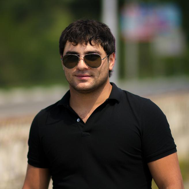 Мурат Тхагалегов - Чудак