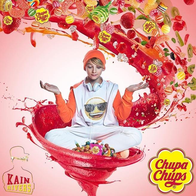 Kain Rivers - Chupa Chups