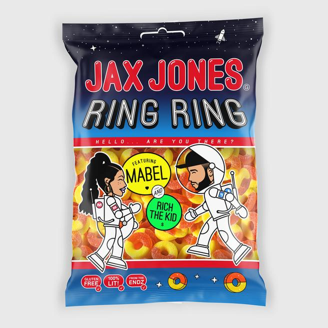 Jax Jones, Mabel, Rich The Kid — Ring Ring