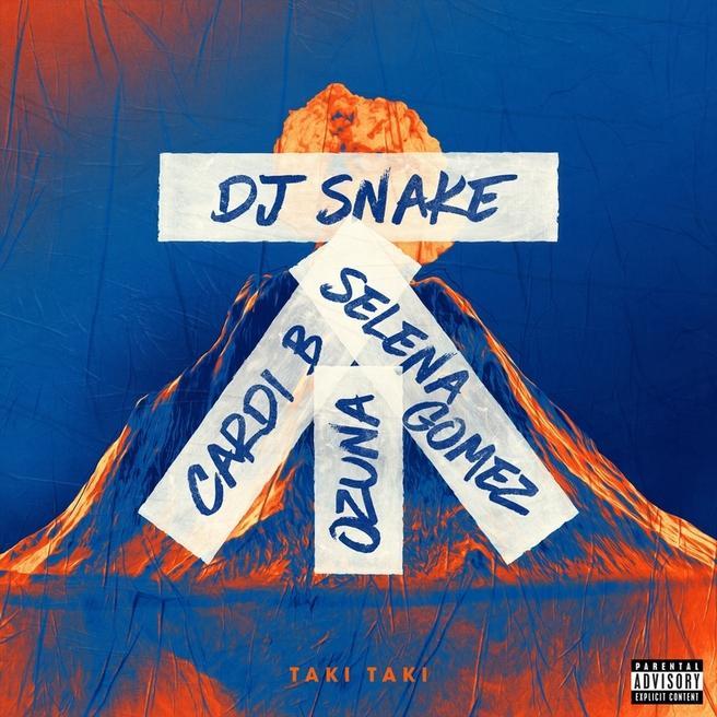 DJ Snake, Selena Gomez, Ozuna, Cardi B — Taki Taki