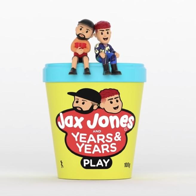 Jax Jones, Years & Years — Play