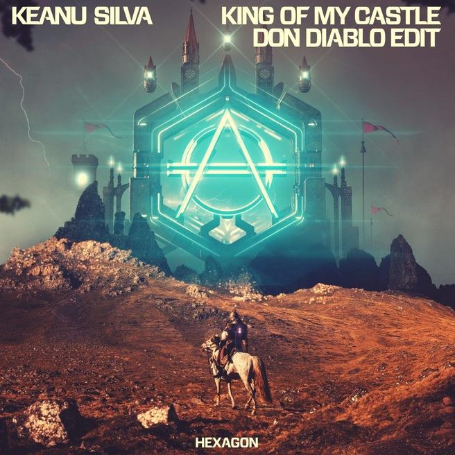 Keanu Silva, Don Diablo — King of My Castle (Don Diablo Edit)